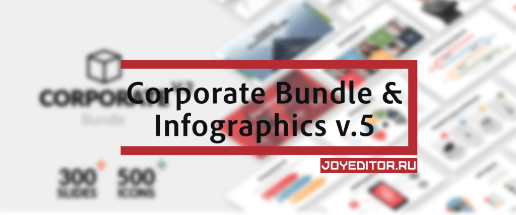 Corporate Bundle & Infographics v.5