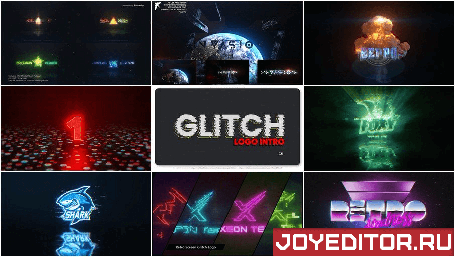 VideoHive - Project - 1