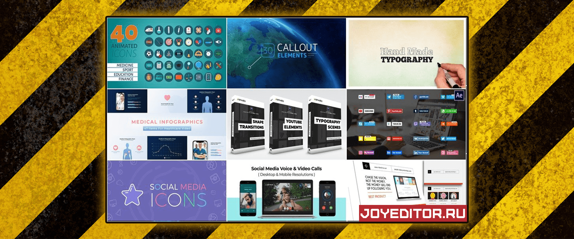 VideoHive — Project — 3