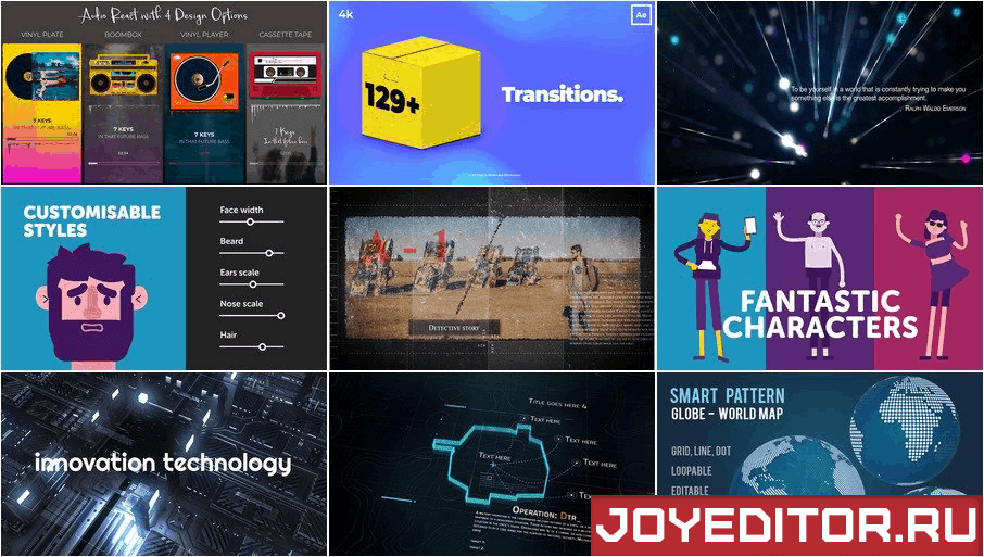 VideoHive — Project — 6