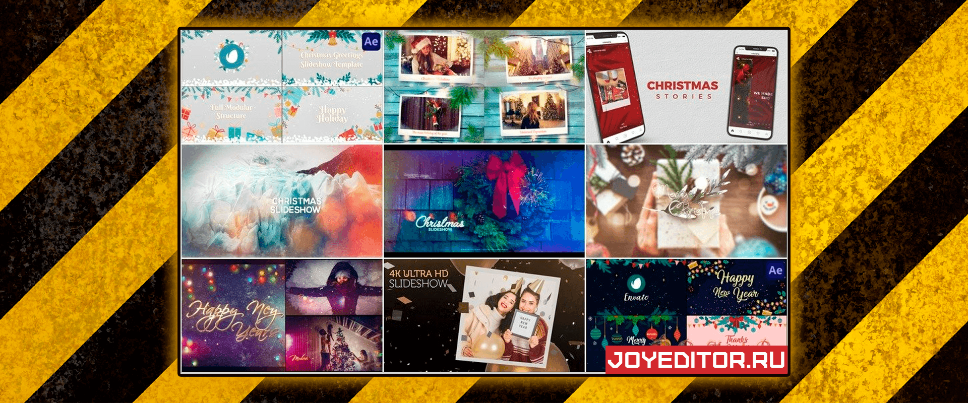VideoHive — Project — 14 (Christmas)